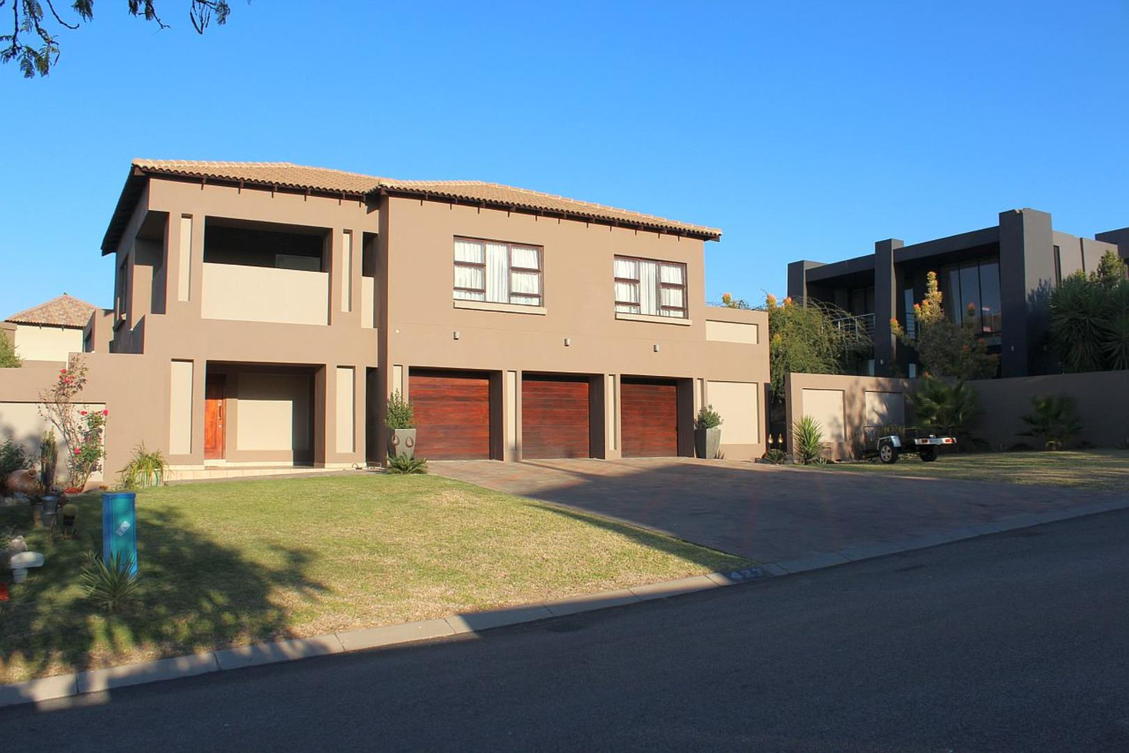 4 Bedroom House for Sale in Carlswald North Estate, Midrand - Gauteng